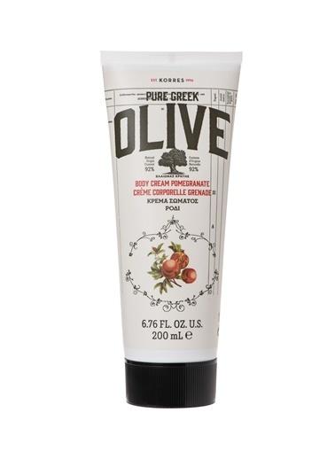 Korres Korres Olive Nourishing SaÇ Kremi 200 ml Renksiz